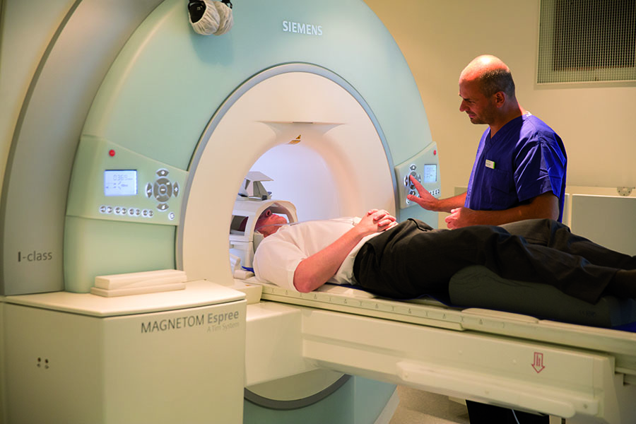 Let us talk about the MRI Scan