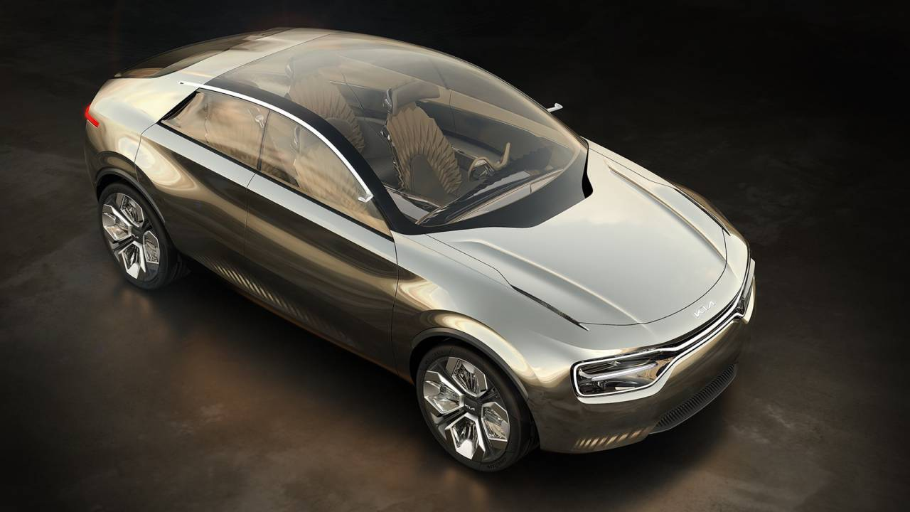 Photo of Imagine by Kia concept for production