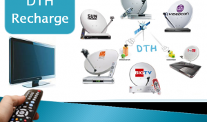 DTH Recharge: Here to Inspire