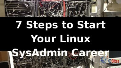 Photo of 7 Steps To Start Your Linux Sysadmin Career