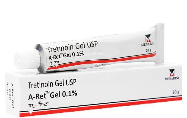 order Retin-A Gel 0.1% USP