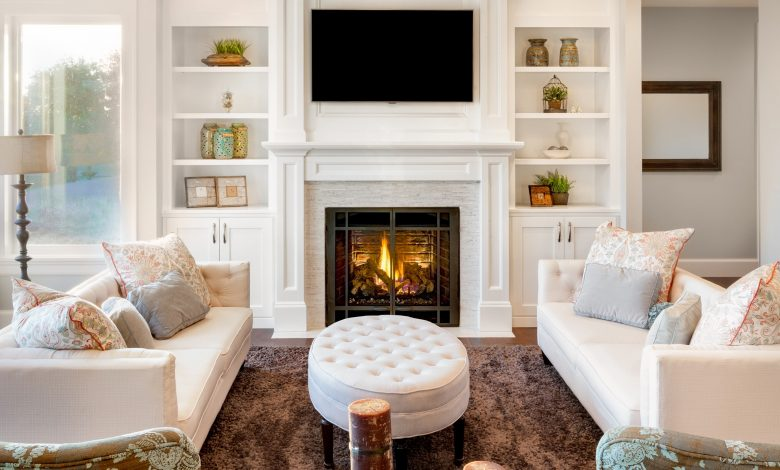 organizing your fireplace