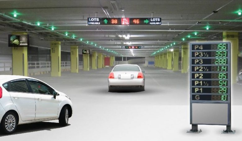 A guide to the parking management system