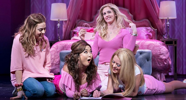 Mean Girls Musical is not as good as the movie, but remains to be seen