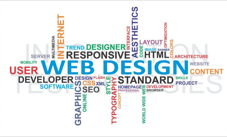 What are the differences between website development and design?