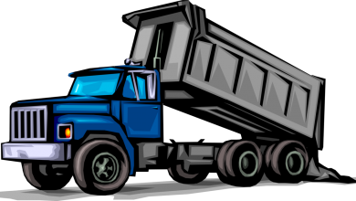 Photo of Commonly Used Dump Trucks in Construction