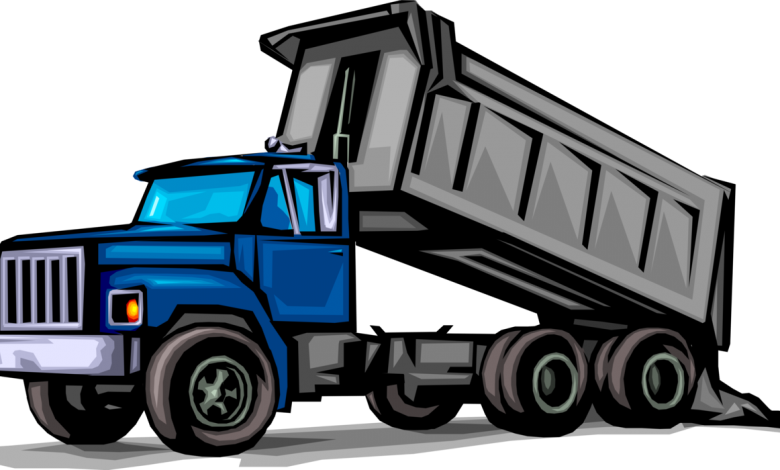 Commonly Used Dump Trucks in Construction
