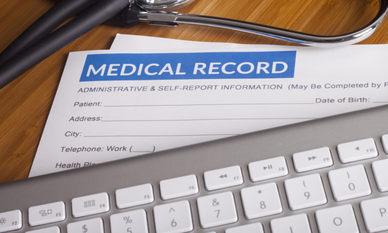 Why It Isn't a Good Idea to Copy and Paste Text in Medical Records