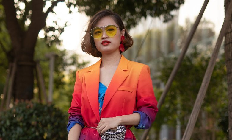 Rock Women's Fashion Blazers in 4 Steps