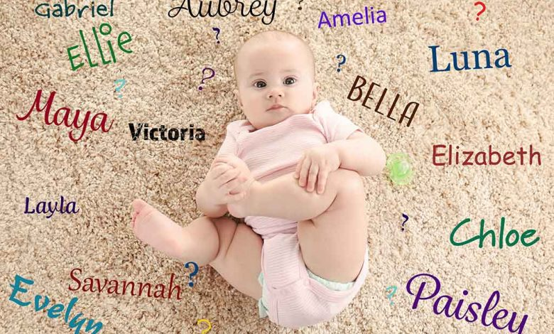 Best French Classic Baby Names
